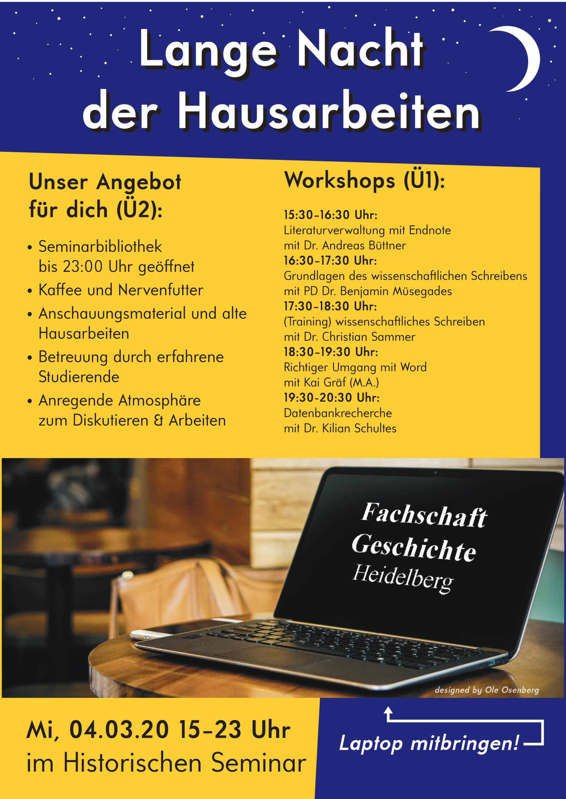 Semesterferien Uni Heidelberg